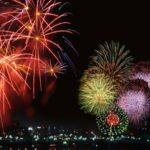 第40回 隅田川花火大会 2017 (部屋から花火が見えるホテルはどこ?)