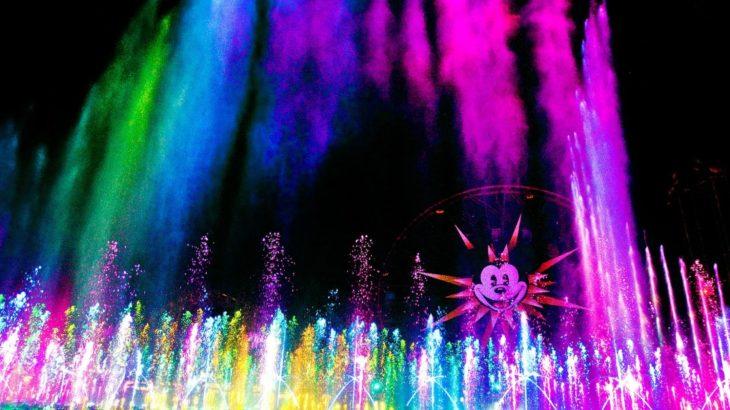東京ディズニーランドの35周年のプロジェクションマッピングショーの予想 その①
