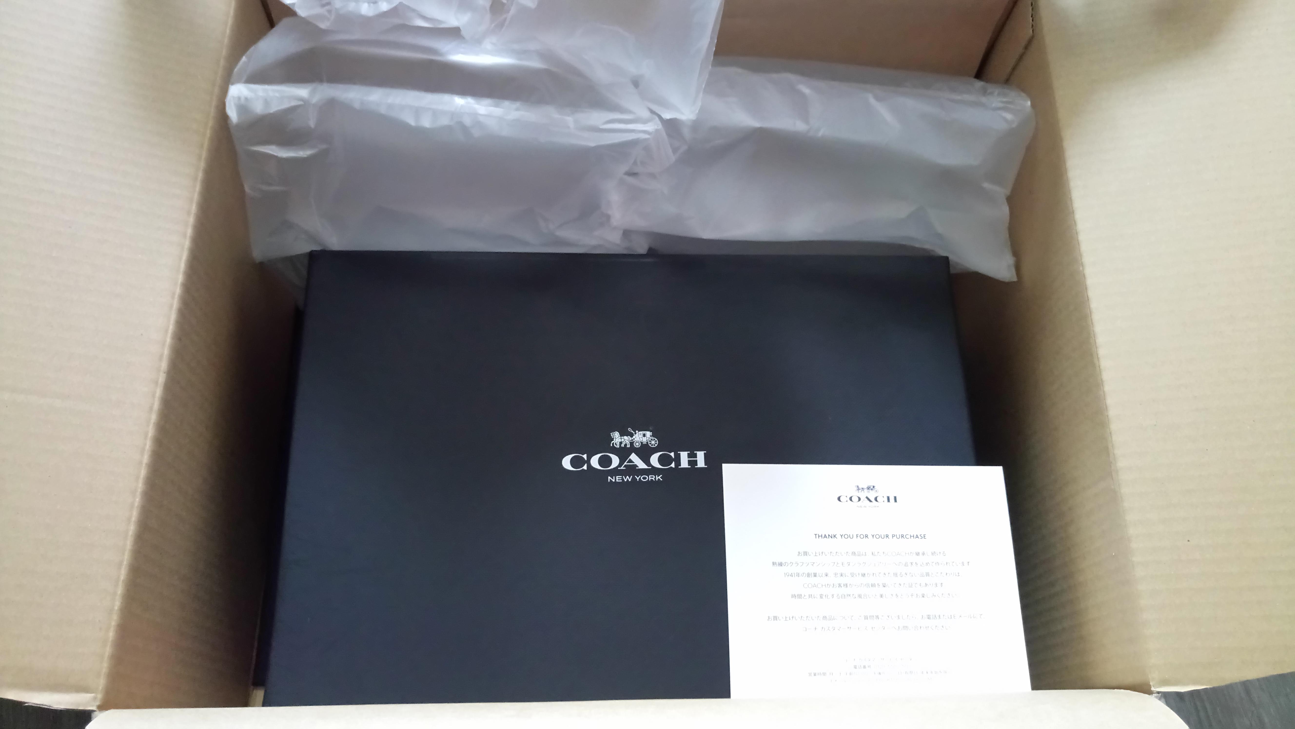ハイブランド(COACH)のスリッポン(メンズ)を買ってみました!