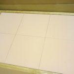 【ふるさと納税】 北海道稚内市 珪藻土バスマット「すきっと」 Lサイズ