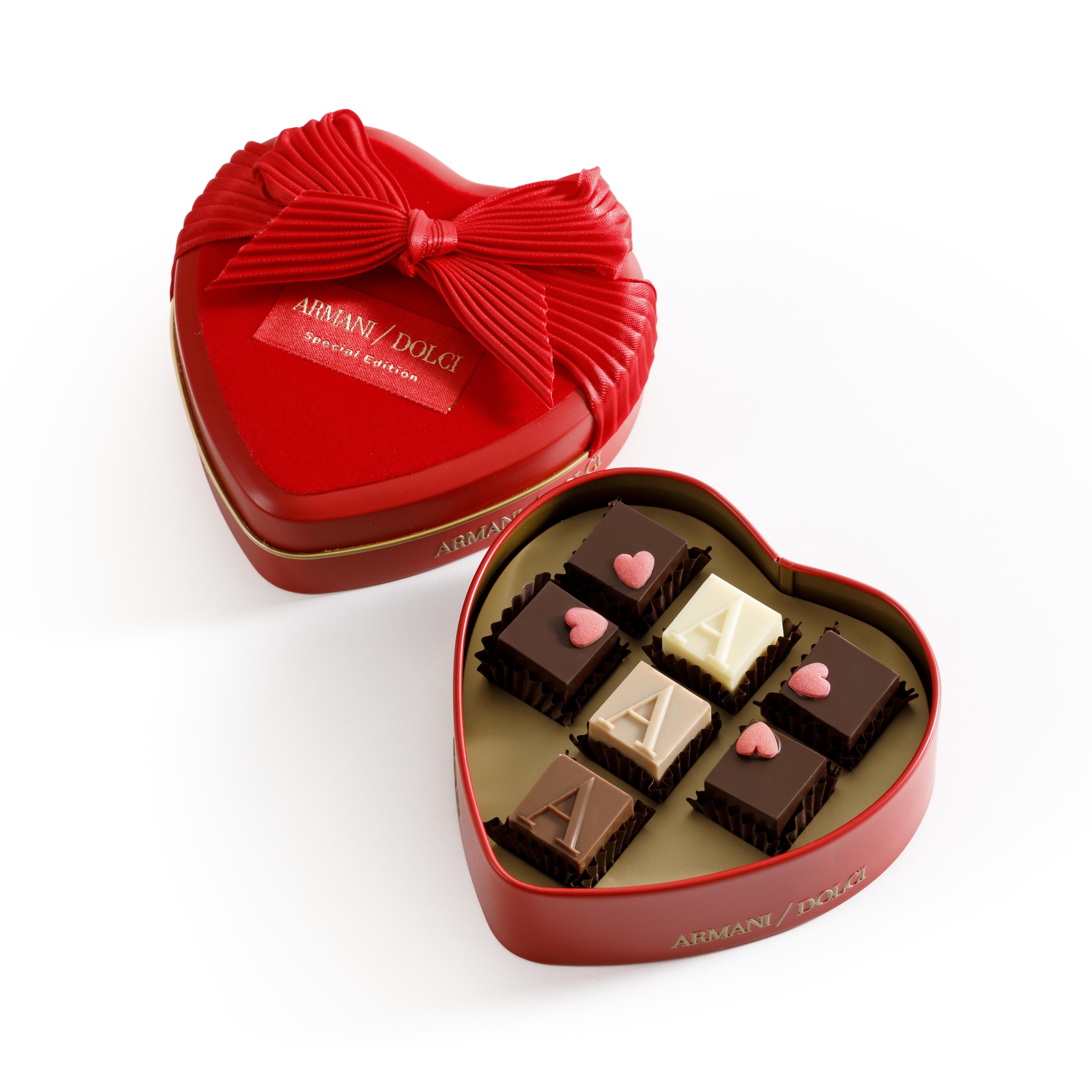 まだ間に合う!!高級ブランドのバレンタインチョコ!アルマーニ ドルチ!!