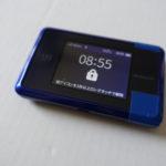 【解決】 WX03 電池パック(バッテリー)の膨らみ問題