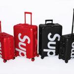 RIMOWA x Supreme コラボ スーツケース