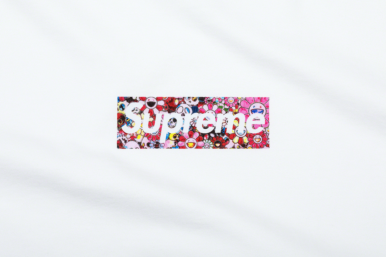 Supreme COVID-19 Relief Box Logo Tee