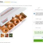 【お得情報】US SF Bay AreaでKrispy Kreme (クリスピー・クリーム・ドーナツ)をお得に買う方法