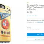 Anaheim Disneyland 65周年 iPhoneケース発売!!