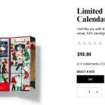 アメリカ限定!? kiehls (キールズ) アドベントカレンダーとクリスマス商品! 2020